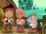 Джейк и капитан Крюк: Гонки на кораблях