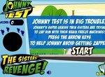 Джони Тест: Месть сестер-близняшек