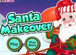 Новый год: Санта Клаус в салоне красоты