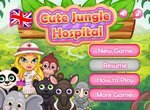 Прелестная больница в джунглях