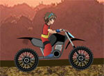 Бакуган: Гонки на мотоцикле