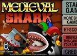 Нападение Средневековой акулы
