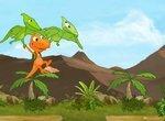 Поезд динозавров: Полет Тайни, Дона и Бадди