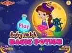 Малышка ведьма: Волшебное снадобье