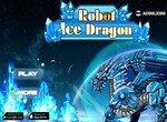 Построй робота Ледяной дракон