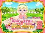 Лечим малышку Эльзу от аллергии