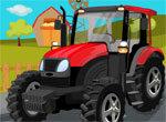 Доставка продуктов на тракторе