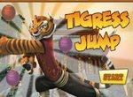 Кунг Фу Панда: Тренировка Тигрицы