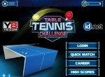 Реалистичный настольный теннис 3Д