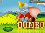 Одень слоненка Дамбо