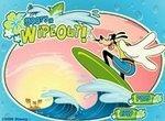 Гуфи ловит волну на серфе