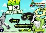 Бен 10 в небесном бою