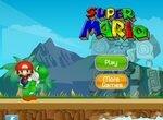 Супер Марио на дракончике