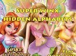 Супер Винкс: Найди спрятанные буквы