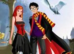 Стилист для Гарри Поттер и его подруги
