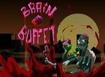 Буфет с мозгами для Зомби