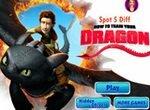 Как Приручить Дракона 3: Найди отличия