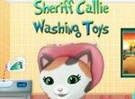 Шериф Келли: Постирай игрушки