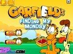 Бродилка Гарфилд: Найди мой понедельник