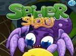 Истории паука и крыс