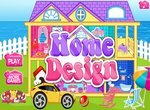 Дизайн дома любимой куклы