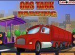 Вождение и парковка бензовоза