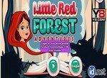 Новые приключения Красной Шапочки в лесу
