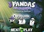 3 панды 4: В мире фантазий