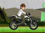 Бен 10 моточемпион
