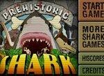 Атака доисторической акулы