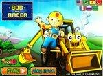 Боб строитель: Гонки на тракторе