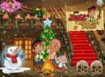 Джейк и пираты Нетландии празднуют Рождество