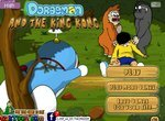 Кот-робот Дораэмон против Кинг-Конга