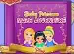 Удивительные приключения маленьких принцесс
