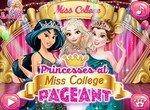 Принцессы Диснея в конкурсе Мисс Колледж