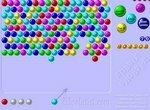 Стрелок цветными шариками