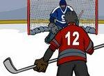 Хоккей: Один на один с вратарем