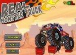 Гонки на реальных грузовиках-монстрах