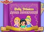 Принцессы Диснея: Приключения малышек