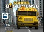 Разрешение на вождение  школьного автобуса 3