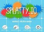 Splatty.io: Цветные капли ио