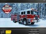 Пожарные машины 2: Потуши зимние пожары