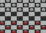 Партия в стандартные шашки