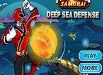 Могучие Рейнджеры Самураи под водой