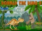 Динозавр Дональд 2: Освобождение любимой