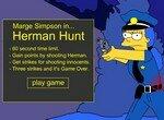Мардж Симпсон ловит Германа