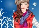 Одевалка: На зимнюю прогулку