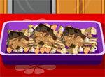 Бараньи ребрышки в духовке с овощами