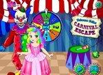Побег Джульетты с карнавала