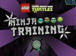 Лего Черепашки Ниндзя: Тренируем память